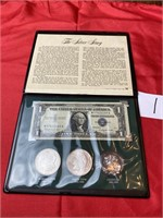 The Silver Story 1921 Morgan & 1922 Peace Dollar