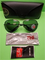 170.00$ NEW AUTHENTIC  RAY BAN SUNGLASSES