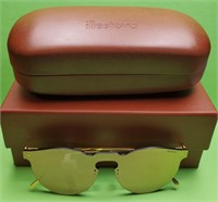 180.00$ NEW AUTHENTIC  ILLESTEVA SUNGLASSES