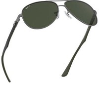 185.00 NEW AUTHENTIC RAY- BAN SUNGLASSES