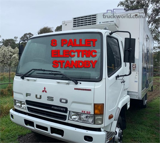 2007 Fuso Fighter 6 - Trucks for Sale