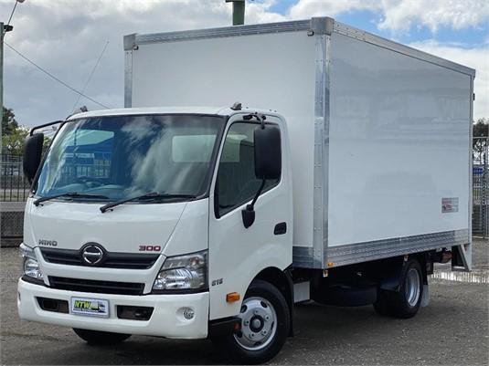 2017 Hino 300 616 - Trucks for Sale