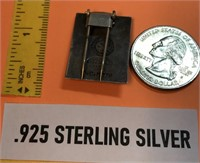 VINTAGE STERLING SILVER  CONTINENTAL SOLIDARITY