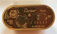 D - CARTIER LIGHTER IN BOX