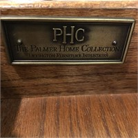60 - NICE PALMER HOME COLLECTION DRESSER W/MIRROR