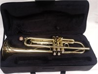 61 - GO TOOT YOUR OWN TRUMPET HORN WITH CASE