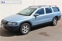 2001 Volvo Cross Country AWD 7 Seat Wagon