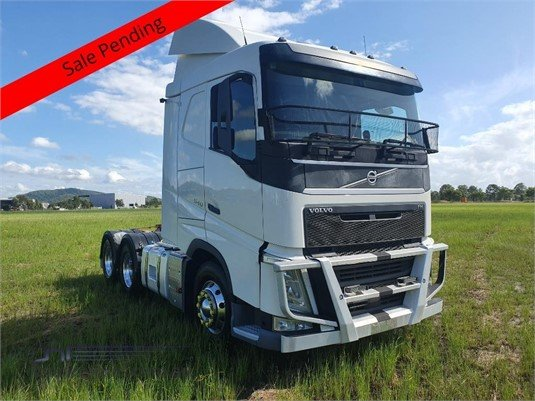 2014 Volvo FH16.600 - Trucks for Sale