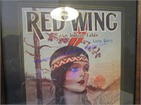RED WING PICTURE