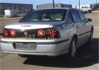 2004 Chevy Impala 4 Door Car