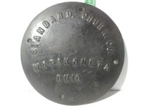 Standard Churn Co Marker Plate