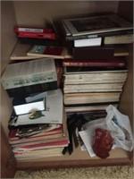 Music CD's, Cassettes, Books, TV/VCR