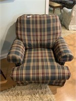 Pair of La-Z-Boy Upholstered Chairs
