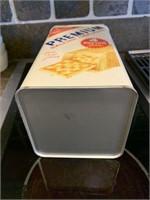 Nabisco Cracker Tin