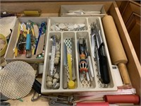 Lot of Miscellaneous Kitchenwares