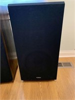 Pair of Fisher Stereo Speakers