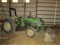 White's 2020 Fall Machinery Consignment Auction