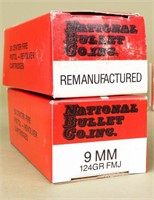 800+ Rounds of 9mm Ammo