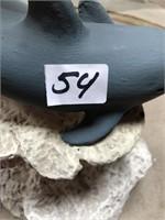 54 - DOLPHIN POD STATUE