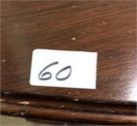60 - PALMER HOME COLLECTION 4 DRAWER DRESSER