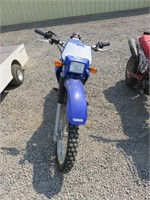 (DMV) 2003 Yamaha TT-R 225 Dirt Bike