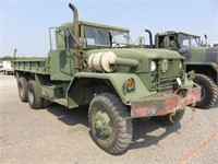 OFF-ROAD 1968 Army Truck