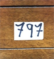 797 - BEAUTIFUL 16 DRAWER HUTCH