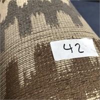 42 - UNIQUE ART DECO PAIR OF ARM CHAIRS
