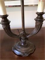 60 - UNIQUE CANDELABRA STYLE LAMP