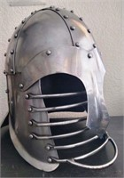 169 - KNIGHTS IN SHINING ARMOR HELMET