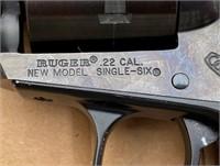 Ruger Single Six .22LR Revolver