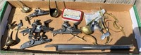 Flint Lock Gun Parts