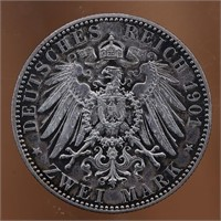 Large Coin Online Auction