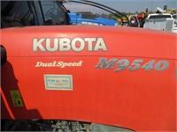 Kubota M 9540 Wheel Tractor