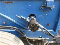Weiss McNair Super Vac 9800P Nut Harvester