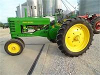 4 Vintage Tractors ~ Online Bidding