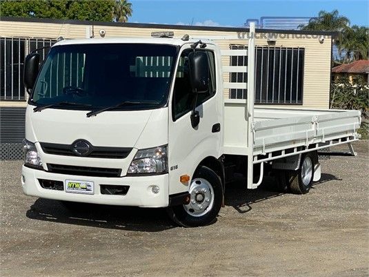 2017 Hino 300 616 - Trucks for Sale