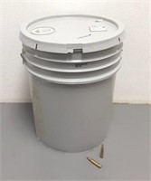 (1500+/-) rnds in 5 gallon Bucket - .223 Ammo