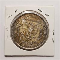 "1921 ""S"" - MORGAN SILVER DOLLAR (1)"