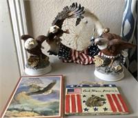 169 - AMERICAN EAGLE HOME DECOR