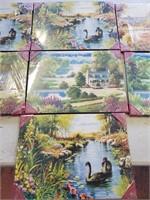 169 - SET OF NATURE PICTURE FRAMES