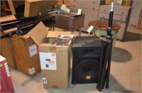 JBL Speakers, Electronics, Furniture, Barbies