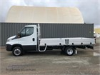 Iveco Daily 45c17 Flat Top Trucks|Table / Tray Top