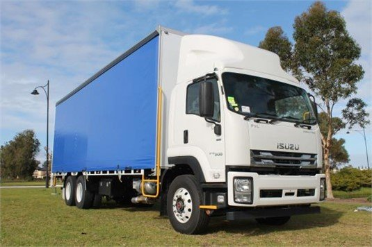 2020 Isuzu FVL - Trucks for Sale