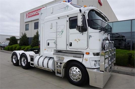 2015 Kenworth K200 - Trucks for Sale