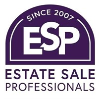 Estate Sale Professionals / 5 Consignors Sale