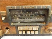 Zenith Standard, Short Wave Radio