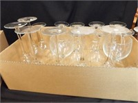 Stemware - Variety - (30+) - 2 Boxes
