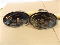 Vintage Sconces - condition issues (2)