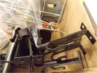 Brackets, Hooks - 2 Boxes